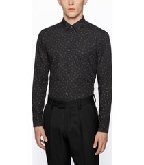 boss men's ronni f slim-fit shirt