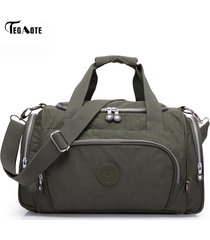 tegaote-men-s-travel-bag-zipper-luggage-travel-duffle-bag-2018-latest-style-larg