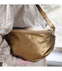 nerka -saszetka duża stare złoto