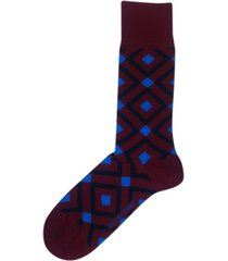 love sock company men's dress socks - mirrors