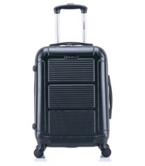 "inusa pilot 20"" lightweight hardside spinner carry-on luggage"