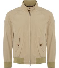 baracuta g9 original harrington jacket | natural | brcps0001