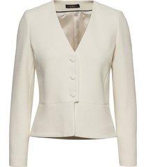 basilie jacket blazer kavaj vit morris lady