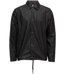 coach jacket regnkläder svart rains