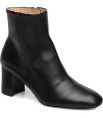 jette shoes boots ankle boots ankle boots with heel svart l.k.bennett