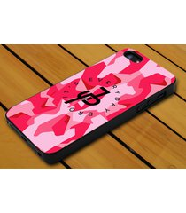 jake paul military pink for iphone 4 5c 5s se 6 6+ 7 7+ samsung htc lg ipod case