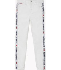 tommy hilfiger adaptive women's jeggings with velcro & magnetic closures