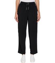 pantalon para dama negro calvin klein