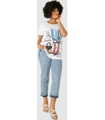 jeans angel of style lichtblauw