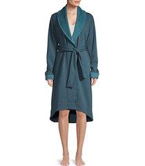 duffield fleece robe