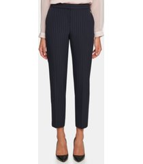 tommy hilfiger mid-rise striped pants