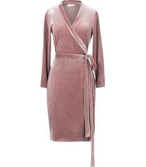 klänning amy velvet dress