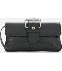 vivienne westwood women's alexa clutch bag - black