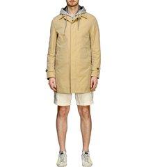 eleventy coat eleventy platinum trench coat with removable bib