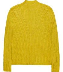 10 feet pullover 860040 geel