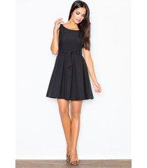 sukienka molly m083 czarna