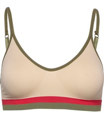 lucia bra top multi lingerie bras & tops bra without wire beige missya