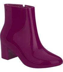 botas rosa sonata melissa femme boot