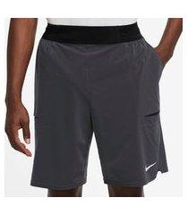 shorts nikecourt dri-fit slam masculino