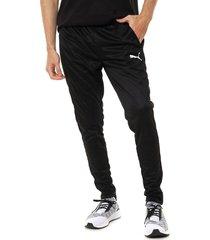 pantalón negro  puma   active tricot pants cl