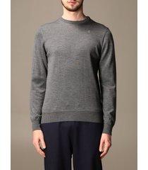 k-way sweater sebastien k-way crewneck sweater in merino wool