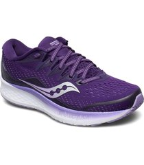 ride iso 2 shoes sport shoes running shoes lila saucony
