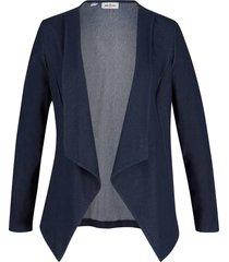 blazer in felpa (blu) - john baner jeanswear
