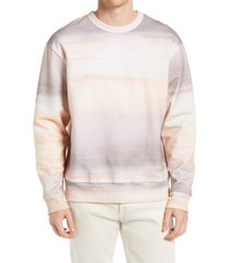 ag arc sweatshirt, size x-large in sunset dream multicolor at nordstrom
