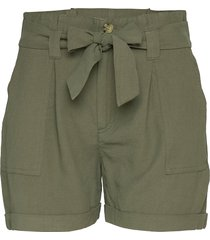 onlmya-emery hw pb shorts pnt shorts flowy shorts/casual shorts grön only