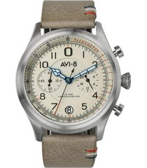 flyboy lafayette cream watch