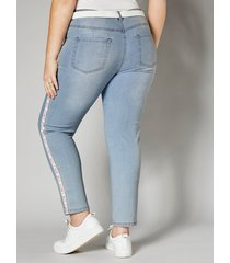 jeans angel of style light blue