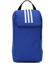 bolsa adidas performance porta chuteira azul