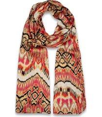 natori suzani scarf top, women's