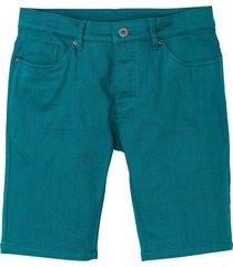 bermuda elasticizzati regular fit (blu) - bpc bonprix collection