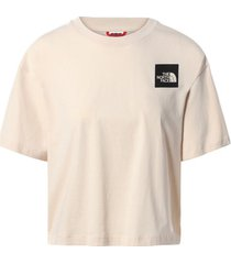 t-shirt korte mouw the north face nf0a4sy9