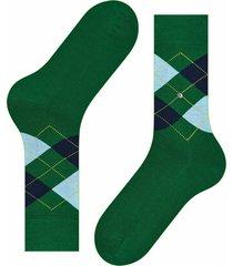 manchester socks - green 20182-7404