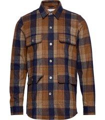 eddard 8218 overhemd casual bruin nn07