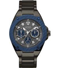 reloj guess hombre legacy/w1305g3 - negro