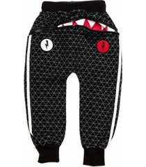 spodnie hungry one black jack