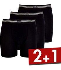 jockey 6 stuks cotton stretch boxer trunk * gratis verzending * * actie *