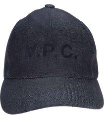 a.p.c. eden vpc baseball cap