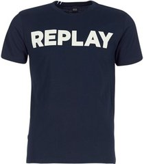 t-shirt korte mouw replay yayome