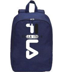 mochila azul fila nineteen eleven