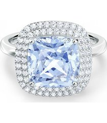 anillos angelic swarovski 5572636 azul