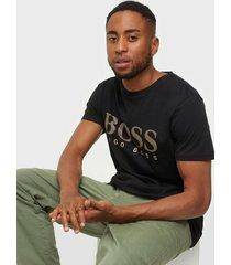 boss t-shirt rn special t-shirts & linnen black