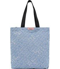 bolso thisbag shopper shopping bag celeste diesel