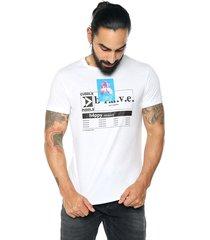 camiseta blanco diesel