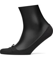 ladies steps, cute steps footies träningssockor/ankle socks svart vogue