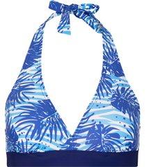 reggiseno bikini all''americana (blu) - bpc bonprix collection