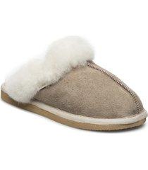 jessica slippers tofflor beige shepherd